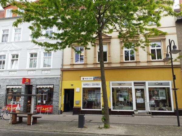 Bahnstraße Wittenberge Bäckerei
