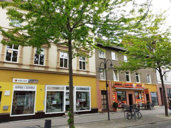 Bahnstraße Wittenberge Döner Imbiss